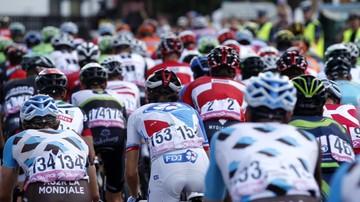 2017-08-01 Drużyna z PlusLigi na Tour de Pologne