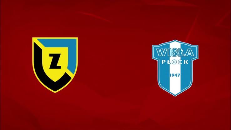 2015-11-02 Zawisza Bydgoszcz - Wisła Płock 1:3. Skrót meczu