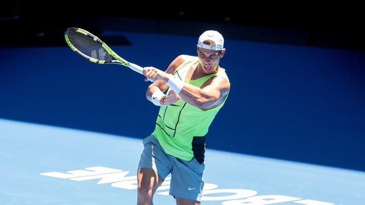 Nadal dołączył do obsady turnieju pokazowego w Melbourne