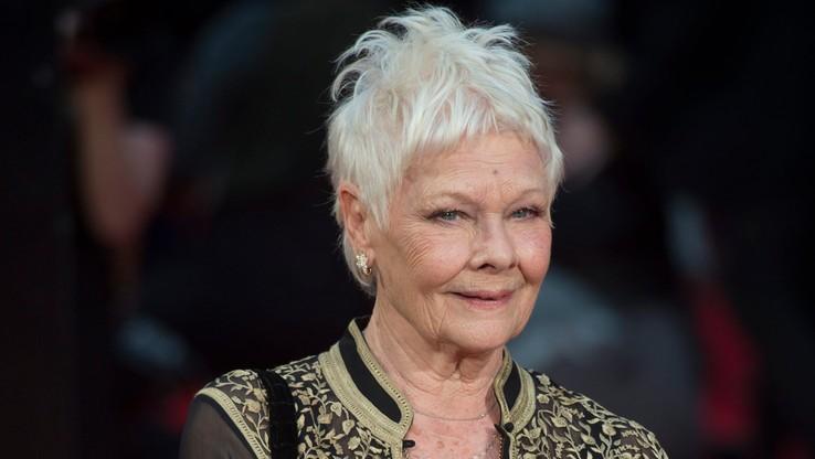 Aktorka Judi Dench po raz 8. z Nagrodą Oliviera