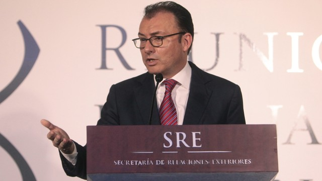 Meksyk: minister finansów odwołany ze stanowiska za zorganizowanie wizyty Trumpa