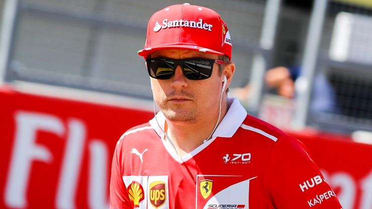 Formuła 1: Inżynier wyścigowy Raikkonena odszedł z Ferrari