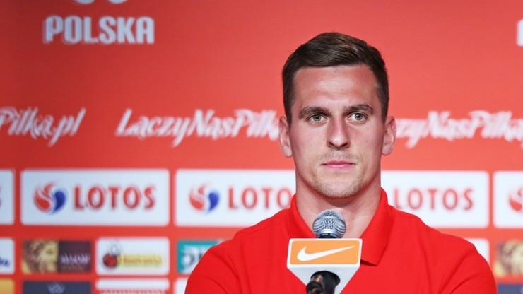Milik i Jędrzejczyk: Nasz awans do półfinału nie powinien dziwić