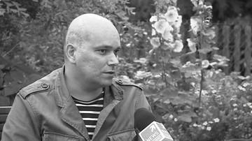 16-01-2017 23:04 Nie żyje Tomasz Kalita, były rzecznik SLD