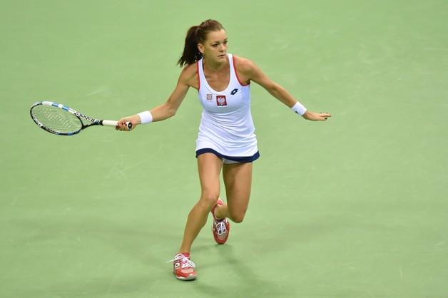 Fed Cup: klęska sióstr Radwańskich