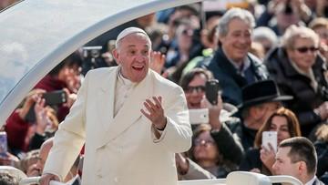 19-03-2016 08:15 Dziś papież zadebiutował na Instagramie. Profil Franciscus pojawił się w rocznicę inauguracji pontyfikatu