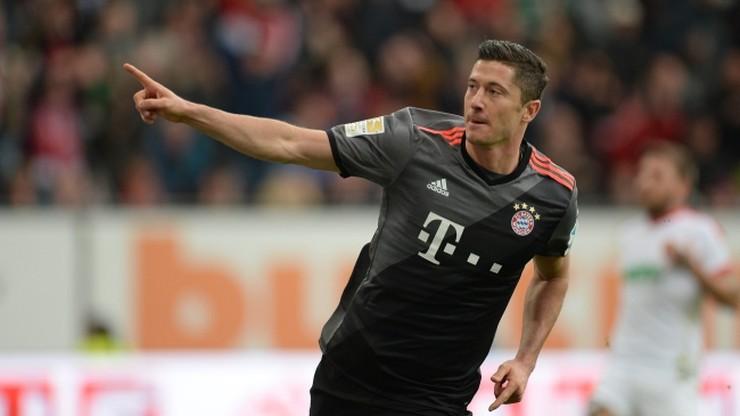 Bundesliga: Wielka forma Lewandowskiego! Dwa gole i asysta Polaka