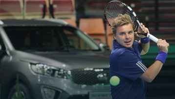 2015-11-16 Matkowski zaczął od porażki w ATP World Tour Finals