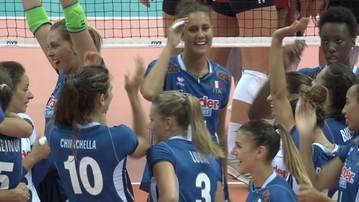 2017-08-03 Final Six World Grand Prix: Włoszki i Serbki zagrają w półfinale