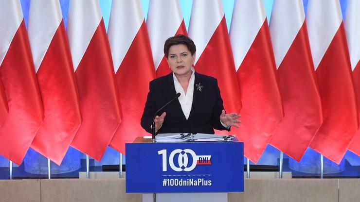 Premier Szydło odpowie na pytania dziennikarzy. Dziś o godz. 20:00 w Polsat News