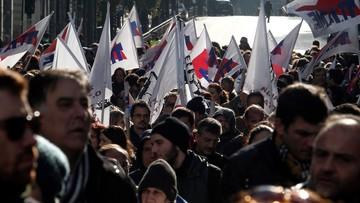 26-01-2016 12:05 Greckie wyspy odcięte od świata z powodu strajku marynarzy