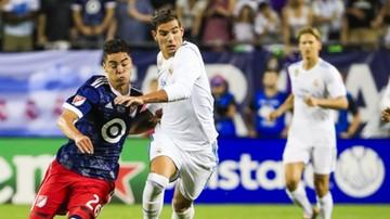 2017-08-03 Real Madryt wygrał z gwiazdami MLS w karnych. Grał Nikolić