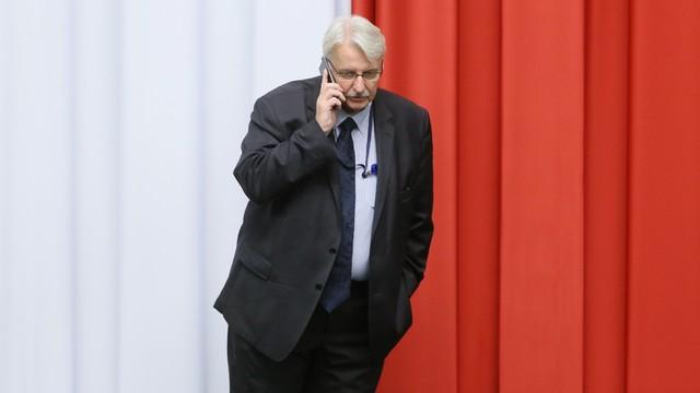 Szef MSZ wezwał ambasadora Niemiec
