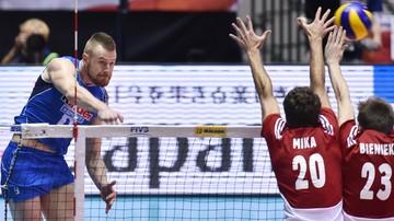 2015-09-23 Polska – Włochy 1:3. Skrót meczu