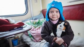 06-12-2015 15:06 Dzieci rodzin ewakuowanych z Ukrainy w poniedziałek pójdą do polskich szkół