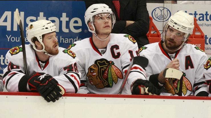 NHL: Świetna seria zwycięstw Blackhawks