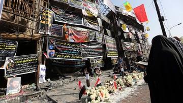 07-07-2016 16:42 Do 292 wzrosła liczba ofiar śmiertelnych zamachu w Bagdadzie