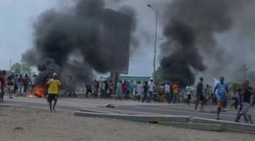 """19-09-2016 23:19 """"Barbarzyństwo i ekstremalna dzicz"""". Krwawe zamieszki w Demokratycznej Republice Konga"""