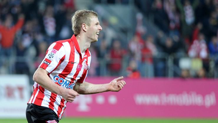 Ekstraklasa piłkarska: Dawid Nowak w drużynie z Niecieczy