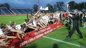 2017-05-31 Finał Pucharu Polski kobiet: Medyk Konin – Górnik Łęczna. Transmisja w Polsacie Sport