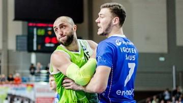 2017-04-01 Polpharma Starogard Gdański - MKS Dąbrowa Górnicza: Transmisja w Polsacie Sport