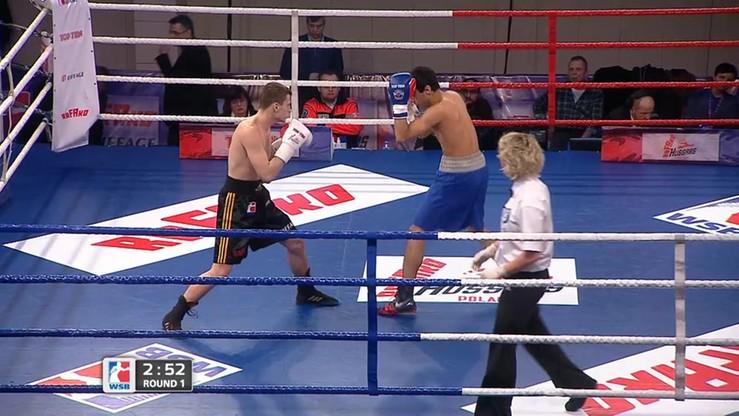 2016-01-30 Michelus vs Mamiedow. Skrót walki