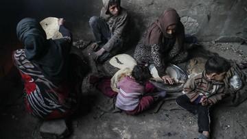 27-12-2017 05:33 Dramatyczna sytuacja w oblężonej enklawie w Syrii. Ewakuacja chorych po apelu ONZ