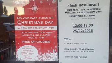 """06-12-2016 10:36 Muzułmanie zapraszają chrześcijan na Boże Narodzenie. """"Nikt nie powinien jeść samotnie w święta"""""""