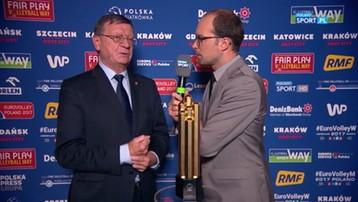 2016-11-15 Prezydent CEV: Turniej w Polsce będzie ostatnią taką imprezą