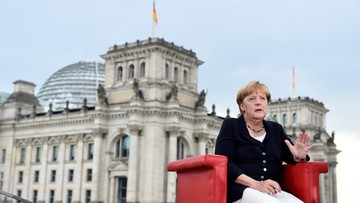 """31-08-2016 08:38 Merkel: hasło """"damy radę"""" było słuszne. Niemcy pozostaną Niemcami"""