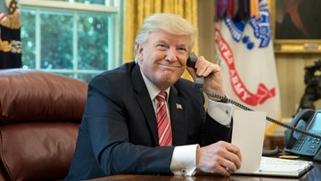 """Donald Trump porozmawia z Andrzejem Dudą w """"cztery oczy"""""""