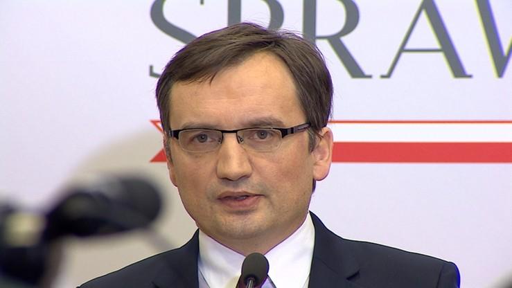 Ziobro: są propozycje reformy sądownictwa, ale problemem jest TK