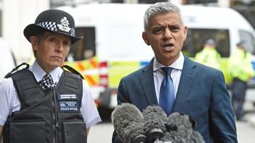 Trump ponownie zaatakował na Twitterze burmistrza Londynu. Dziennikarze zarzucają prezydentowi manipulację