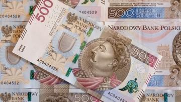 10-02-2017 14:29 500 zł w jednym papierku. Nowy banknot trafił do obiegu