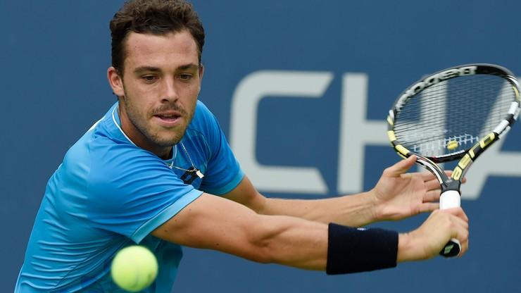 Kolejny skandal w tenisie? Włoch podejrzany o ustawienie meczu z Polakiem