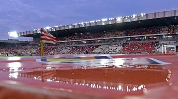 2016-09-30 El. MŚ 2018: Ukraina - Kosowo na stadionie Cracovii z udziałem kibiców