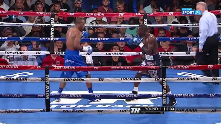 2017-08-20 Terence Crawford - Julius Indongo. Skrót walki