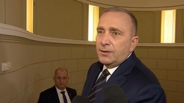 Schetyna: przystąpienie do koalicji antyislamskiej powinna poprzedzić debata w parlamencie