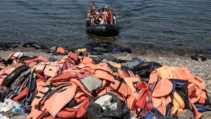 10 tys. migrantów przypłynęło do Włoch od początku roku