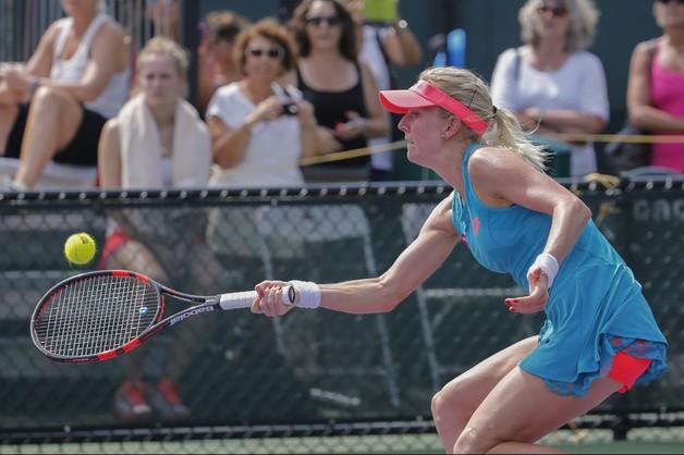 WTA Miami - Urszula Radwańska awansowała do turnieju głównego
