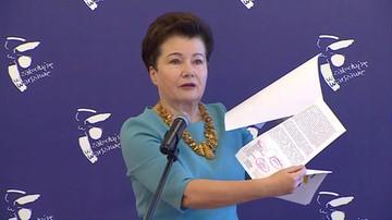 17-10-2017 11:19 Gronkiewicz-Waltz: decyzja reprywatyzacyjna dot. ul. Nabielaka 9 to decyzja PiS. Jaki składa prezydent Warszawy propozycję