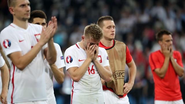 Polska przegrała z Portugalią 3-5 w serii rzutów karnych