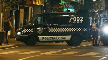 """30-11-2017 23:16 Zamach bombowy pod Barceloną. """"Akt terroru nie był dziełem dżihadystów"""""""