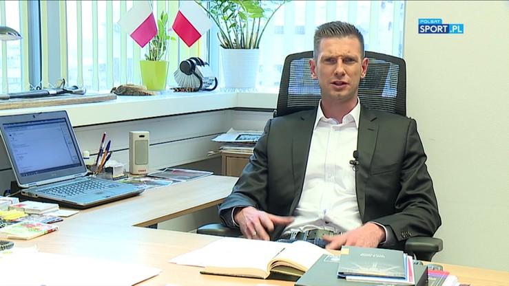 Kadziewicz: Rolą dyrektora sportowego nie jest siedzenie w wygodnym fotelu!