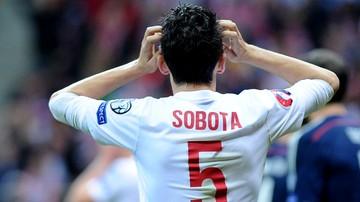 2015-10-17 Pierwszy gol Soboty w tym sezonie. Drużyna Polaka zremisowała 3:3