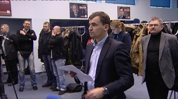 """12-08-2016 13:58 Dubieniecki posiedzi kolejne trzy miesiące w areszcie. """"Zachodzi realna przesłanka matactwa"""""""