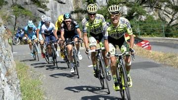 2015-09-02 Vuelta a Espana: Grupa Majki grozi, że wycofa się z wyścigu