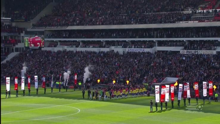 2016-05-01 PSV Eindhoven - Cambuur Leeuwarden 6:2. Skrót meczu