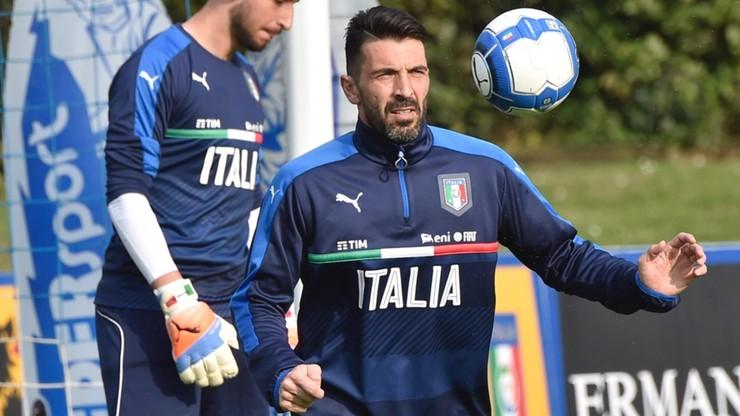 Buffon: My piłkarze jesteśmy artystami!