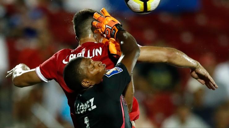 Puchar CONCACAF: Kostaryka, Kanada i Honduras w ćwierćfinale